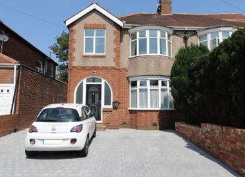 Thumbnail 3 bed semi-detached house for sale in Paignton Avenue, Newcastle Upon Tyne