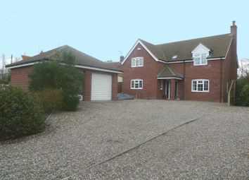 Thumbnail 4 bed property for sale in Chapel Road, Beighton, Norwich