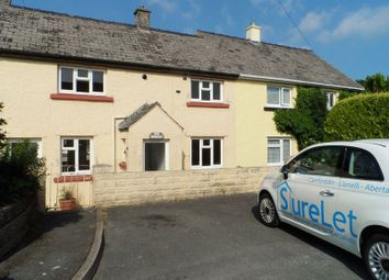 Thumbnail 2 bed terraced house to rent in St. Georges Avenue, Whitland