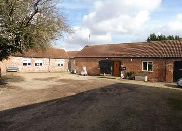 Thumbnail 3 bed barn conversion to rent in Newgate Lane, Londonthorpe, Grantham