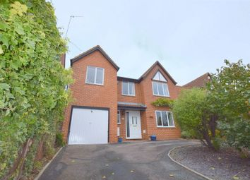 Thumbnail 5 bedroom detached house for sale in Belsize Avenue, Springfield, Milton Keynes