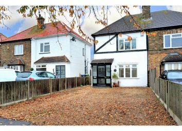 Thumbnail 3 bed semi-detached house for sale in Barton Hill Drive, Sheerness