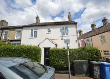 Thumbnail 3 bed end terrace house for sale in Cedar Road, Norwich, Norfolk