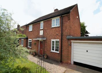 Thumbnail 3 bed detached house for sale in Princess Road, Allostock, Cheshire