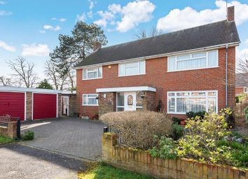 Thumbnail 4 bedroom detached house for sale in Meadows End, Lower Sunbury