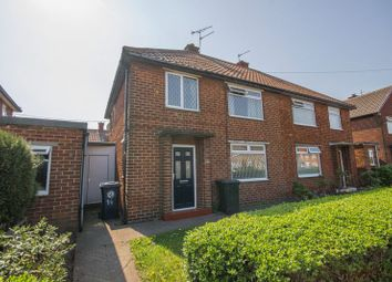 Thumbnail 3 bedroom semi-detached house for sale in Fabian Road, Eston, Middlesbrough
