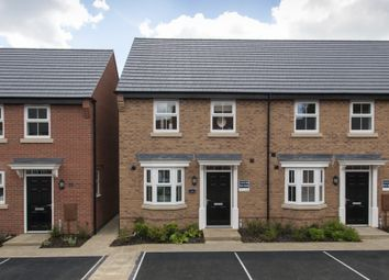 "Thumbnail 3 bed semi-detached house for sale in ""Oakfield"" at Driffield Road, Beverley"