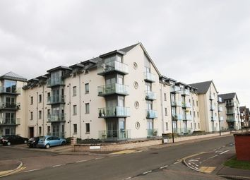 Thumbnail 3 bed flat for sale in Dalhousie Court, Links Parade, Carnoustie