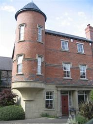 Thumbnail 4 bedroom town house to rent in Bell Towers, Belfast