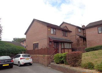 Thumbnail 3 bed detached house to rent in Hawkes Ridge, Ty Canol, Cwmbran
