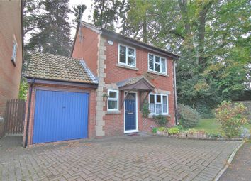 Thumbnail 3 bed detached house for sale in Barlow Close, Stonehouse, Gloucestershire