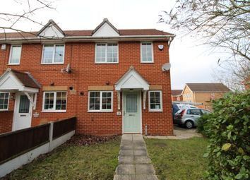 Thumbnail 2 bed end terrace house to rent in Hampton Close, Chafford Hundred, Grays