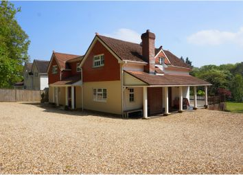 4 bed detached house for sale in Forest Lane, Ringwood BH24