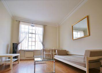 Thumbnail 1 bed flat to rent in Hallam Street, Marylebone, London