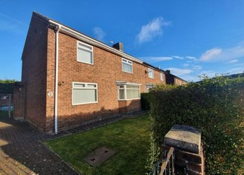 Thumbnail 3 bed semi-detached house for sale in Millfield, Lanchester, Durham