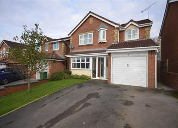 Thumbnail 4 bed detached house for sale in Derwent Avenue, Stone
