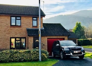 Thumbnail 2 bed semi-detached house to rent in Briardene, Llanfoist, Abergavenny