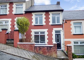 Thumbnail 3 bed terraced house for sale in Kimberley Road, Abertillery, Gwent