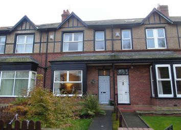 Thumbnail 4 bed terraced house for sale in Brettanby Gardens, Ryton