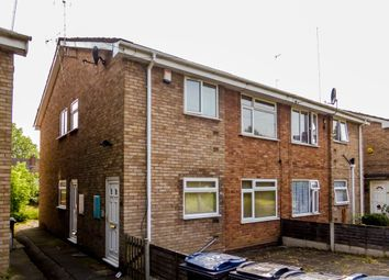 Thumbnail 2 bed maisonette to rent in Vicarage Close, Great Barr, Birmingham