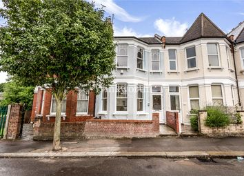 Thumbnail 3 bed terraced house for sale in Warham Road, London