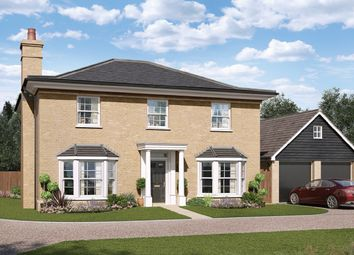 Thumbnail 4 bedroom detached house for sale in Wherry Gardens, Wroxham
