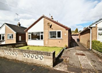 Thumbnail 3 bed detached bungalow for sale in Pine Close, Talke, Stoke-On-Trent