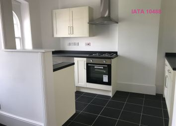 Thumbnail 2 bed flat to rent in Leonard Street, Leek