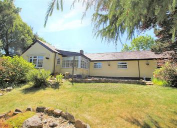 Thumbnail 3 bed detached bungalow for sale in Mynydd Du Road, Near Mold, Flintshire
