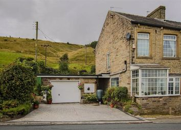 Thumbnail 2 bed end terrace house for sale in Rush Hey, Cliviger, Lancashire