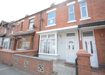 Thumbnail 1 bed terraced house to rent in Somervile Street, Crewe