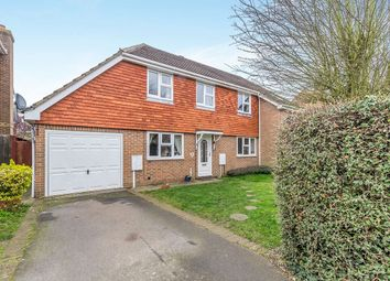 Thumbnail 3 bed semi-detached house to rent in Camomile Drive, Weavering, Maidstone