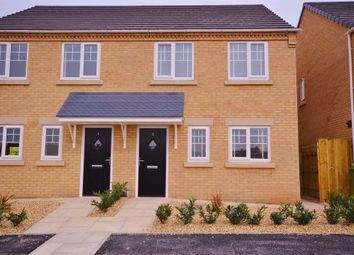 Thumbnail 3 bed terraced house for sale in Barrow Lane, Eastfield, Scarborough