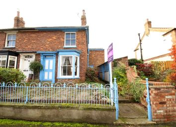Thumbnail 2 bedroom semi-detached house for sale in Boroughbridge Road, Green Hammerton, York