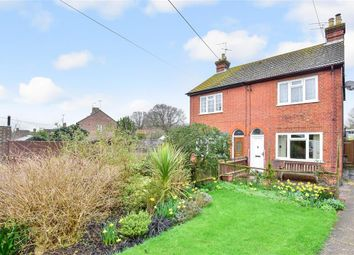 Thumbnail 3 bed semi-detached house for sale in Friday Street, Warnham, West Sussex