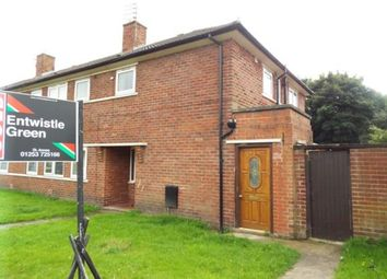 Thumbnail 2 bedroom flat for sale in Hoyle Avenue, Lytham St. Annes, Lancashire