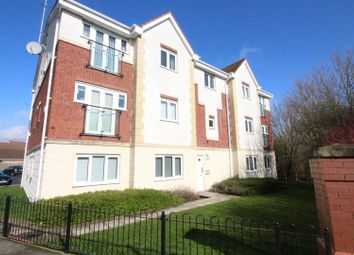 Thumbnail 2 bed flat for sale in Woodheys Park, Kingswood, Hull