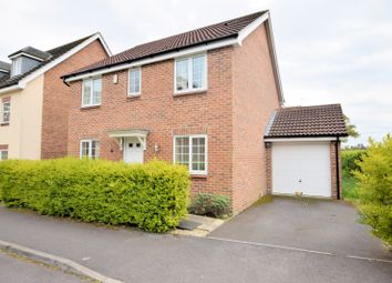 Thumbnail 4 bedroom detached house for sale in Allfrey Grove, Spencers Wood, Reading