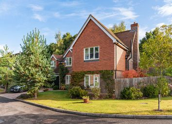Thumbnail 5 bed detached house for sale in Redlands Drive, Timsbury, Romsey