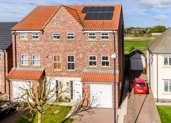 Thumbnail 4 bed semi-detached house for sale in Fieldside Court, Tadcaster