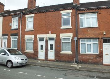 Thumbnail 2 bedroom terraced house for sale in Bycars Road, Burslem, Stoke-On-Trent