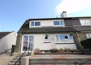 Thumbnail 2 bed semi-detached house for sale in Robertson Road, Lhanbryde, Elgin