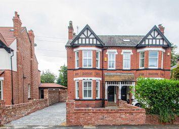 Thumbnail Semi-detached house for sale in Walton Road, Stockton Heath, Warrington
