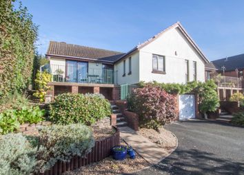 Thumbnail 3 bed detached bungalow for sale in Oakwood Close, Woolwell, Plymouth