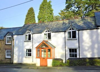Thumbnail 3 bed terraced house for sale in Fore Street, Hessenford, Torpoint, Cornwall