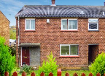 Thumbnail 2 bed semi-detached house for sale in King George Road, Walderslade, Chatham