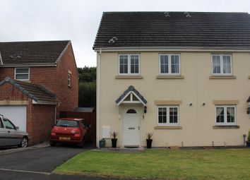 Thumbnail 3 bed town house for sale in Cwrt Lando, Pembrey