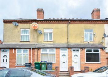 Thumbnail 2 bed terraced house for sale in Edith Road, Smethwick, West Midlands