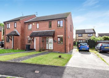 Thumbnail 2 bed end terrace house for sale in Buckle Place, Houndstone, Yeovil, Somerset