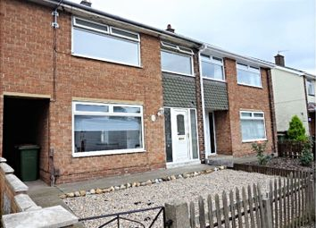 Thumbnail 3 bed terraced house for sale in Grosmont Road, Middlesbrough
